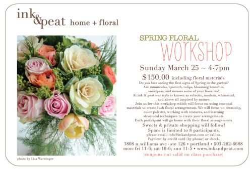 Spring flrl workshop 2012