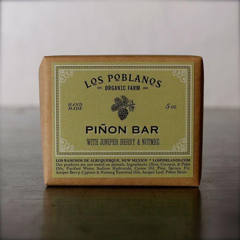 Soap-pinon