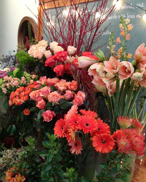 Thnksgiving flowers 2