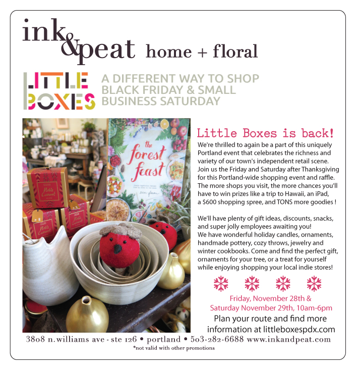 Little boxes 2014 emailer