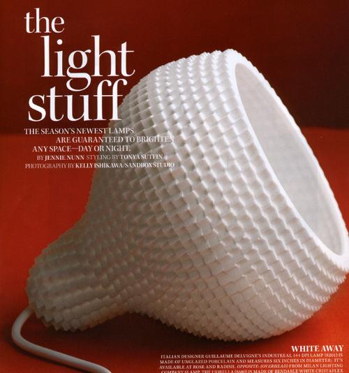 Porcelainlamp